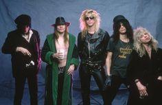 Guns N' Roses - Fotos - VAGALUME Mais