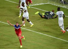 Surprise Star: Meet the Man Behind USA's World Cup Victory