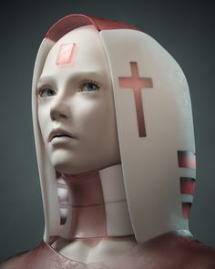 Character Bank, Game Character Design, Cyberpunk Fashion, Cyberpunk Art, Cyberpunk Character, Festival Costumes, Art Folder, Maxon Cinema 4d, Living Dolls
