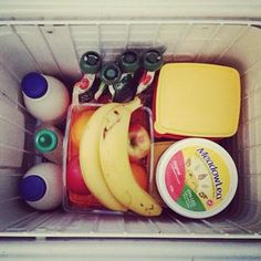 Camping tips and Organising - How to pack a portable fridge when camping