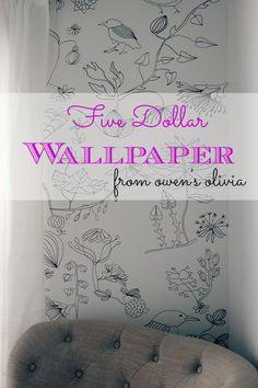 $5 Wallpaper || owen's olivia