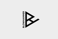 Branding // Blowhammer // Italian fashion brand on Behance