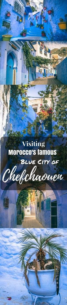 Chefchaouen is one of those towns that doesn't require a well thought out itinerary. The beauty of Chefchaouen is the town itself…