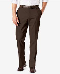 501f2e41ec593c Dockers Men'sBig & Tall Signature Lux Straight-Fit Stretch Khakis Big &