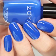 blue nail polish Blue Nail Polish, Blue Nails, Swatch, Manicure, Nail Art, Photo And Video, Instagram, Videos, Photos