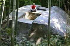 The Strange Megalithic Stones Of Masuda-no-Iwafune In Japan - Hidden Inca Tours