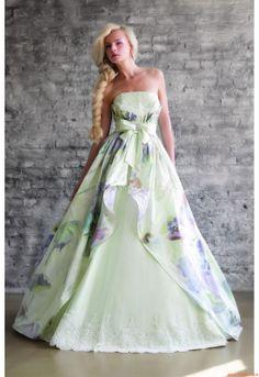 Vestidos de noiva Le Rina Djeni Lux 2012