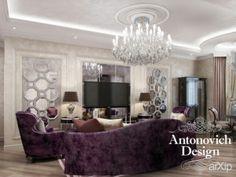Дизайн квартиры от Antonovich Design: зd визуализация, интерьер #3dvisualization #interior arXip.com