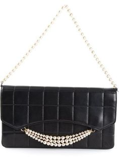 CHANEL VINTAGE quilted tote #accessories #chanel #women #designer #covetme #chanelvintage