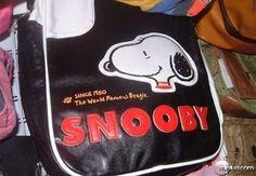 Bolsa do Snoo .. OH WAIT !!