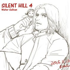 Walter Sullivan (Silent Hill 4 The Room)