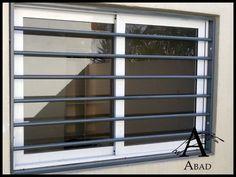 Home Window Grill Design, Grill Door Design, Burglar Bars, Steel Door Design, Window Security, Small House Elevation Design, Balcony Grill, Modern Windows, Metal Grill