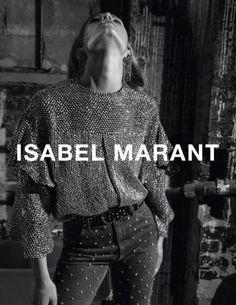 Anna Ewers, Isabel Marant, Magazine Editorial, Editorial Fashion, Ideas Magazine, Editorial Photography, Fashion Photography, Fashion Models, Fashion Brands