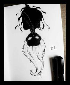 Trendy Ideas For Doodle Art Design Black Scary Drawings, Demon Drawings, Dark Art Drawings, Pencil Art Drawings, Art Drawings Sketches, Sketch Art, Dark Art Illustrations, Arte Horror, Horror Art
