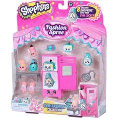 Shopkins Fashion Spree Gym Locker Playset 5 for sale online Shopkins Fashion Spree, Toys For Girls, Kids Toys, Shopkins Season 5, Shopkins Join The Party, Shopkins Happy Places, Shopkins And Shoppies, Cupcake Collection, Gym Style
