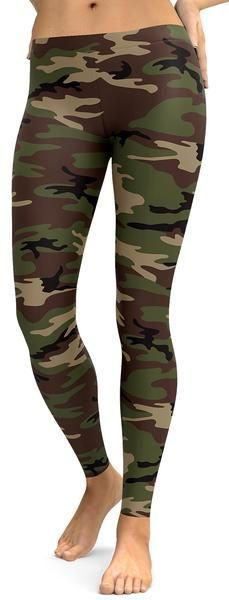 a0e24e112cae16 Army Camo Leggings #gearbunch #ad #ffc #leggings #yogapants #camo Camo
