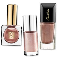 Having a Moment: Metallic Nail Polishes From OPI, Essie, and More - Rose Gold