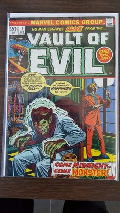 Vault of Evil #1