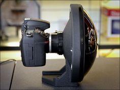 Nikon 6 mm f2.8 Fisheye: prueba de campo