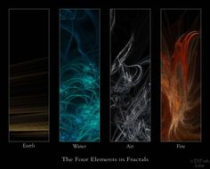 The Four Elements by RedundantButterfly.deviantart.com on @DeviantArt