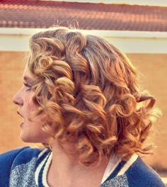 Short Hairstyle works better for me, as seen here for my Matric Farewell