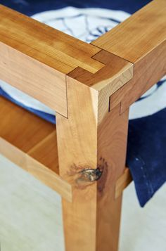OND Bench - Joinery