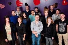 In 2012-2013 ben ik opnieuw bij de studentenraad gegaan van het Noorderpoort maar dit keer als algemeen lid.