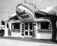 The Toad Inn: 1930s  Located in Santa Monica Canyon, California. Good food and for some reason one of their specials was frog legs.