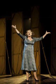 Imelda Staunton in Gypsy at Chichester Festival Theatre.