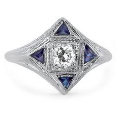 The Melissa Ring #BrilliantEarth