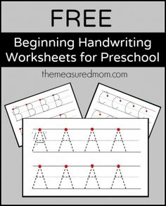 Free-beginning-handwriting-worksheets-for-preschool-the-measured-mom-590x734