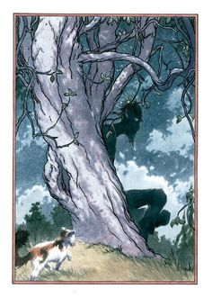 Charles Vess- The Apple Tree Man
