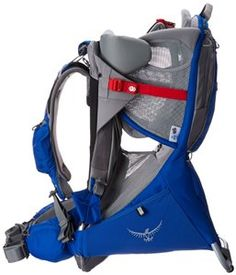 Review of the Best Baby Carrier for hiking! http://www.katherinerosman.com/best-baby-carrier-for-hiking/