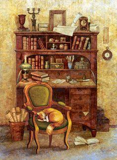 Ilustradores Galina Egorenkova .. Discussão sobre LiveInternet - Serviço diário russo on-line