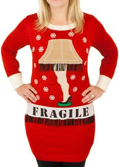 e824b1ba9c9e 49 Best Ugly Christmas Sweaters and Dresses images | Christmas ...