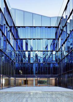 quattro corti business centre - saint petersburg - piuarch