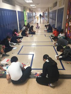 Area and Perimeter in the Hall Math Teacher, Math Classroom, Teaching Math, Future Classroom, Teacher Stuff, Math Resources, Math Activities, Fifth Grade Math, Fourth Grade