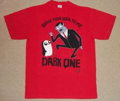 Adventure Time Offer Your Soul To Me Dark One Shirt