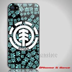 Nyjah Imani Huston Element Skateboarder Custom iPhone 5 Case #phonecase #iphone5case #Nyjah