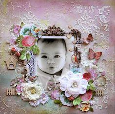 Zarza Criações: Lembrança adorável !!!