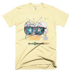 Asss Short sleeve men's t-shirt