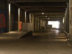 Mozinor / Rampe intérieure / (c) Pablo Feix pour Office de tourisme de Montreuil