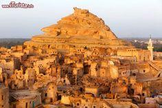 Immagine Fortezza di Shali, nel cuore della Oasi di Siwa in Egitto - © Nickolay Vinokurov / Shutterstock.com