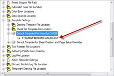 Starting a new drawing in AutoCAD | CAD Panacea
