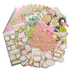 Anna Griffin® Palmer Designer Papercrafting Kit at HSN.com.
