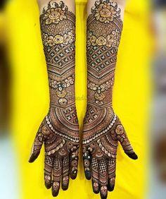 Wedding Henna Designs, Engagement Mehndi Designs, Floral Henna Designs, Latest Bridal Mehndi Designs, Mehndi Designs 2018, Henna Art Designs, Mehndi Designs For Girls, Unique Mehndi Designs, Rajasthani Mehndi Designs