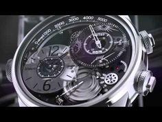 O Relógio Génie 01 da Breva vídeo em Presentwatch