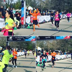 Looks like the #Orangeman had a good run at the @mercedesoakville10k...and we saw a few familiar faces at the finish line! #poweredbyorange