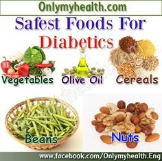 Safest Foods for Diabetics: A diabetic is always compounded by the list of foods that he/she should not eat, but here is a list of safest foods for diabetics that promise a healthy life.
