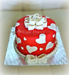 Cake Palace: ρομαντικές τούρτες βαλεντίνου